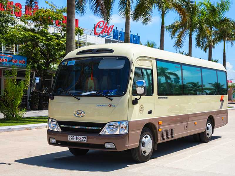 Transport From Ninh Binh to Halong Bay & From Halong Bay to Ninh Binh - By Private Car, By Limousine or Shuttle Bus