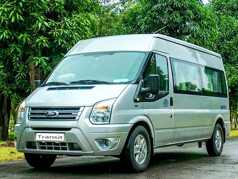 Private Ford Transit (16-seater)