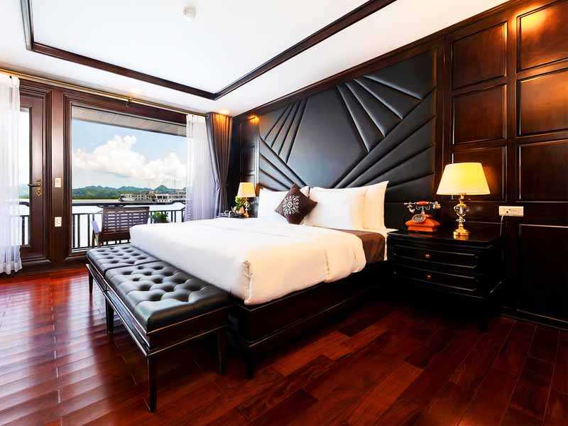 Princess Suite Double/ Twin - 2 Pax/ Cabin (Location: 1st, 2nd & 3rd Deck - Private Balcony)