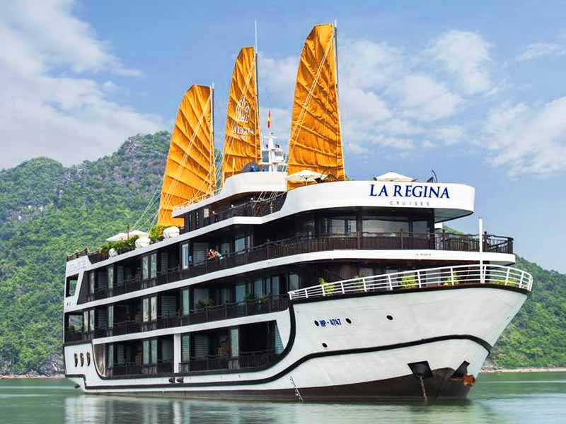La Regina Legend Cruise 3 Days 2 Nights