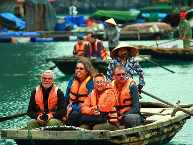 Hanoi - Halong Bay - Lan Ha Bay Tour - Ninh Binh Tour | 3 Days 2 Nights