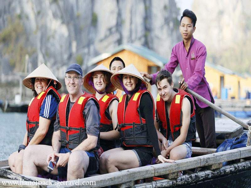 Hanoi - Ninh Binh Tour - Bai Tu Long Bay Tour | 3 Days 2 Nights