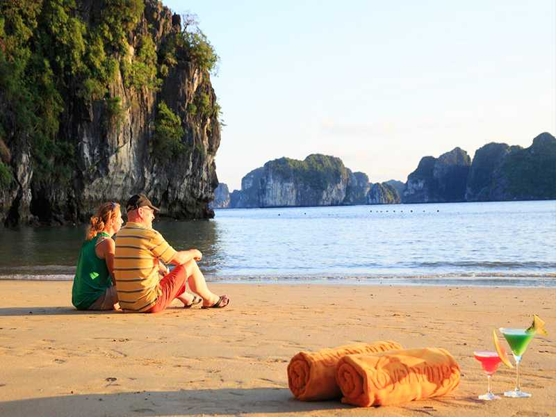 Hanoi - Ninh Binh - Bai Tu Long Bay - Sapa - Hanoi - Tour Package 6 Days 5 Nights